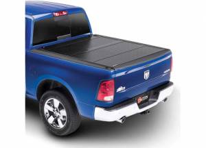 "Bed/Tonneau Covers - Vinyl Folding Tonneau Covers - Bak Industries - Bakflip G2 Hard Folding Tonneau Cover, Dodge (2009-18) 1500 (5'7"" Bed w/out Ram Box)"