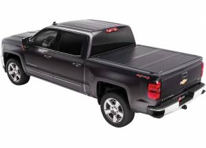 "Bed/Tonneau Covers - Vinyl Folding Tonneau Covers - Bak Industries - Bakflip G2 Hard Folding Tonneau Cover, Chevy/GMC (2015-18) Silverado/ Sierra (5'8"" Bed)"