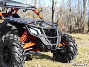 Can-Am Maverick X3 Front Bumper (Wrinkle Black) - Image 2