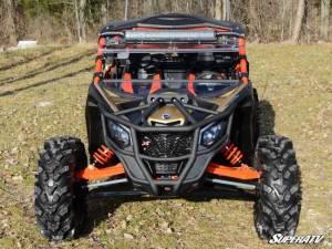 Can-Am Maverick X3 Front Bumper (Wrinkle Black) - Image 5