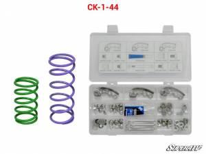 Transmission - Clutches/Clutch Parts - SuperATV - Polaris Rev1 Clutch Kit, RZR 900/RZR S 900 (General Performance)