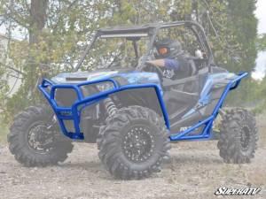 Exterior Accessories - Armor & Protection - SuperATV - Polaris RZR XP Turbo Full Protection Kit, 2016 (2 Seater)