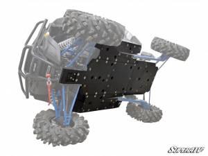 UTV/ATV - SuperATV - Polaris RZR XP 1000 Full Skid Plate (2014-2015)