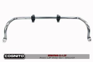 Steering/Suspension Parts - Miscellaneous - Cognito Motorsports - Cognito Motorsports Sway Bar Kit, Chevy/GMC (2011-17) 2500HD & 3500HD
