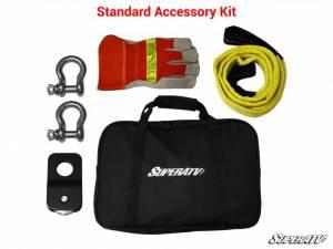UTV/ATV - SuperATV - SuperATV Winch Standard Accessory Kit