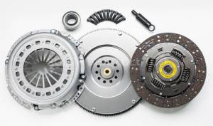 Transmission - Clutches/Clutch Parts - South Bend Clutch - South Bend Clutch HD Clutch Kit, Ford (1993-98) 7.3L F-250/350/450/550 5-Speed, 475hp & 1000 ft lbs of torque
