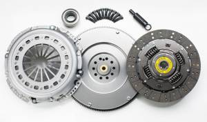 Clutches/Clutch Parts - Single Disk Clutch - South Bend Clutch - South Bend Clutch, Single Disk Ford (1994-98) 7.3L ZF5, Stock HP