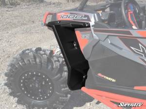 UTV/ATV - SuperATV - Polaris RZR XP 1000 & RZR XP Turbo Fender Flares (FRONT ONLY)