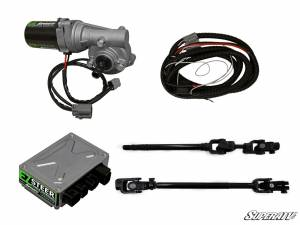 Steering/Suspension Parts - Steering Upgrades - SuperATV - Can-Am Maverick Trail Power Steering