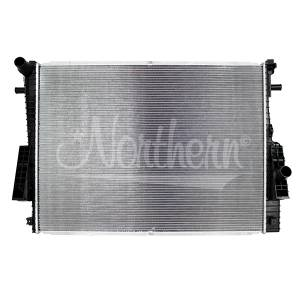 Engine Parts - Coolant System Parts - Northern  - Northern Aluminum Radiator, Ford (2008-10) 6.4L Power Stroke F-250/F-350/F-450/F-550
