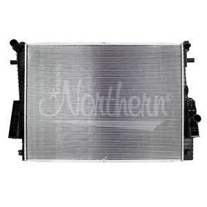 Northern Aluminum Radiator, Ford (2008-10) 6.4L Power Stroke F-250/F-350/F-450/F-550
