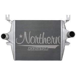 Engine Parts - Coolant System Parts - Northern  - Northern Aluminum Intercooler, Ford (2003-07) 6.0L Power Stroke F-250/F-350/F-450/F-550