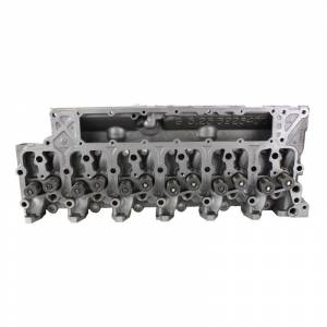 Engine Parts - Engine Heads - Industrial Injection - Industrial Injection Engine Head, Dodge (1989-93) 12V Stock Head