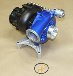 AVP - AVP Stage 1 Performance Turbo Kit, Ford (1999.5-03) 7.3L Power Stroke, Blue