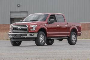 "Steering/Suspension Parts - Leveling Kits - Rough Country - Rough Country 2"" Leveling Kit, Ford (2015-18) F-150"