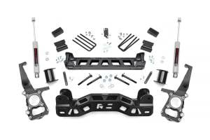 "Rough Country - Rough Country 6"" Suspension Lift Kit, Ford (2009-14) F-150 (2WD)"