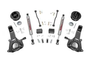 "Rough Country - Rough Country 4"" Suspension Lift Kit, Dodge (2009-18) 1500, 2WD"