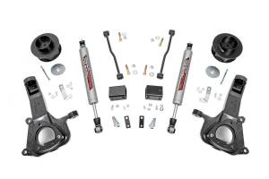 "Steering/Suspension Parts - 4"" Lift Kits - Rough Country - Rough Country 4"" Suspension Lift Kit, Dodge (2009-18) 1500, 2WD"