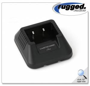 Rugged Radios - Rugged Radios Charging Cradle/Base for RH5R Handheld Radio