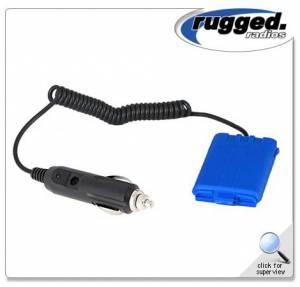 Rugged Radios - Rugged Radios Battery Eliminator For RH-5R Handheld Radio
