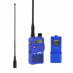 UTV Radios/Audio - Hand Held - Rugged Radios - Rugged Radios RH5R, Ducky Antenna, And Extended Battery Pack Kit