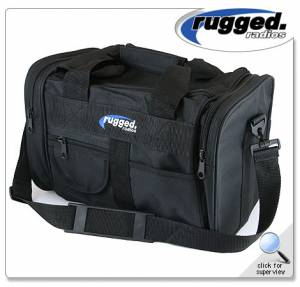 Rugged Radios - Rugged Radios Ballistic Nylon Duffle Bag