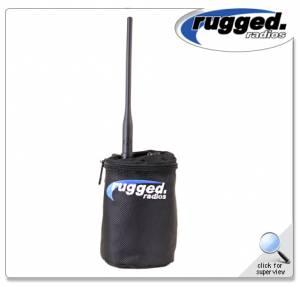 Rugged Radios - Rugged Radios Handheld Radio Bag
