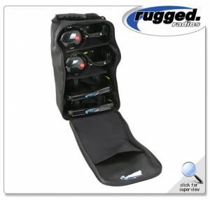 Rugged Radios - Rugged Radios Four Headset Carry Bag