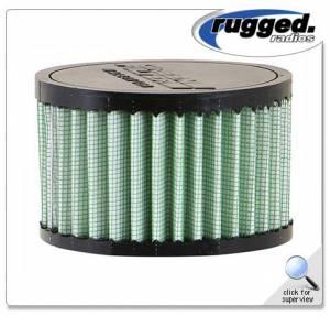 Rugged Radios - Rugged Radios 3'' Air filter for MAC1 & MAC3.2 Pumper Systems