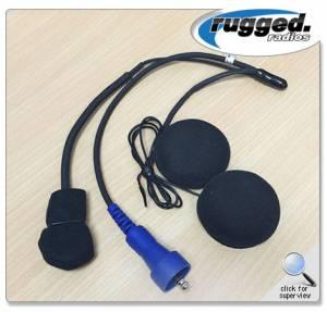 Rugged Radios - Rugged Radios Offroad Helmet Kit with Flex Boom