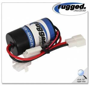 Rugged Radios - Rugged Radios Audio Filter for Radio and Intercom