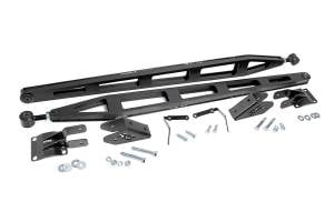 Rough Country - Rough Country Traction Bar Kit, Nissan (2016-18) Titan XD, Crew Cab 4WD