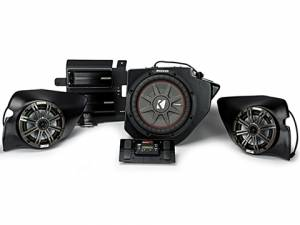UTV Radios/Audio - Audio Systems - Kicker - Kicker Phase 3 Speaker System Polaris RZR