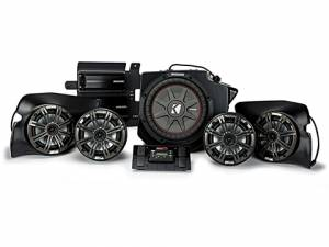 Kicker - Kicker Phase 5 Speaker System Polaris RZR