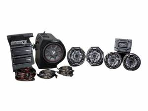 UTV Radios/Audio - Audio Systems - Kicker - Kicker Phase 5 Speaker System Polaris General  2016-2018