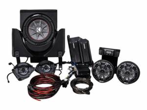 Kicker - Kicker Phase 5 Speaker System Can-Am Maverick X3  2016-2018