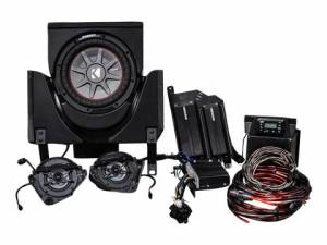 Kicker - Kicker Phase 3 Speaker Can-Am Maverick X3  2016-2018