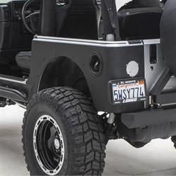 Smittybilt - Smittybilt XRC Rear Corner Guard, Jeep (2007-18) JK Wrangler - Image 2