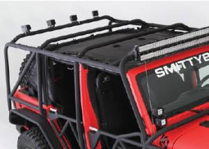 Smittybilt - Smittybilt XRC Exoskeleton, Jeep (2007-18) JK Wrangler, 4 Door
