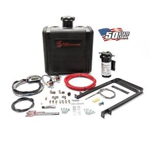 Water/Methanol Injection - Water/Methanol Injection Kits - Snow Performance - Snow Performance Diesel Stage 3 Boost Cooler Water Meth Kit