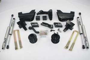 "Cognito Motorsports - Cognito Motorsports 4"" Suspension Lift Kit With Fox Shocks, Ford (2011-14) F-250 4WD"