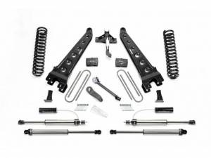 "Steering/Suspension Parts - 4"" Lift Kits - Fabtech - Fabtech 4"" Radius Arm Lift Kit, Ford (2017-18) F-250/F-350 4WD"