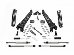 "Fabtech - Fabtech 4"" Radius Arm Lift Kit, Ford (2017-18) F-250/F-350 4WD"