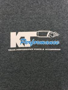 KT Performance T-Shirt Blue Stripe Flag (Medium) - Image 3