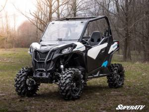 SuperATV - Can-Am Maverick Trail Flip Windshield