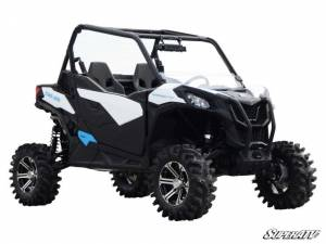 SuperATV - Can-Am Maverick Trail Half Windshield