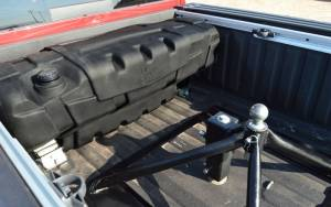 Fuel Tanks - Titan Fuel Tanks - Titan Travel Trekker In-Bed Auxillary Fuel System, 50gal