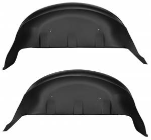 Huskyliners - Husky Liners Wheel Well Guards, Ford (2017-18) F-250/F-350 (Black)