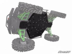 UTV/ATV - UTV Frame/ Chassis - SuperATV - Kawasaki Teryx Full Skid Plate