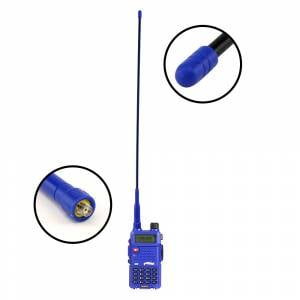 Electronic Accessories - VHF/UHF Radios - Rugged Radios - Rugged Radios Dual Band Ducky Antenna For Rugged RH-5R and RH16C Handheld Radios